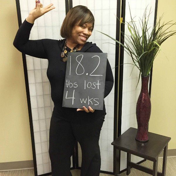 Maya is looking great with her Horizons HCG weight loss
