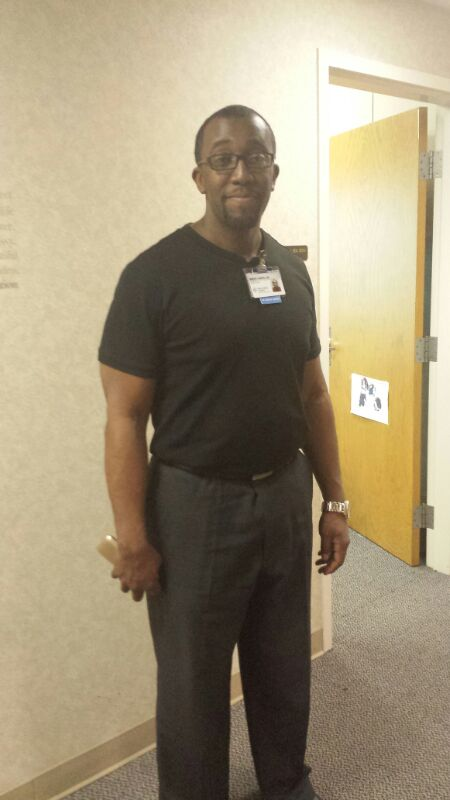 Dr. Harris 28 lbs down on HCG weight loss at Horizons in Dayton, Ohio