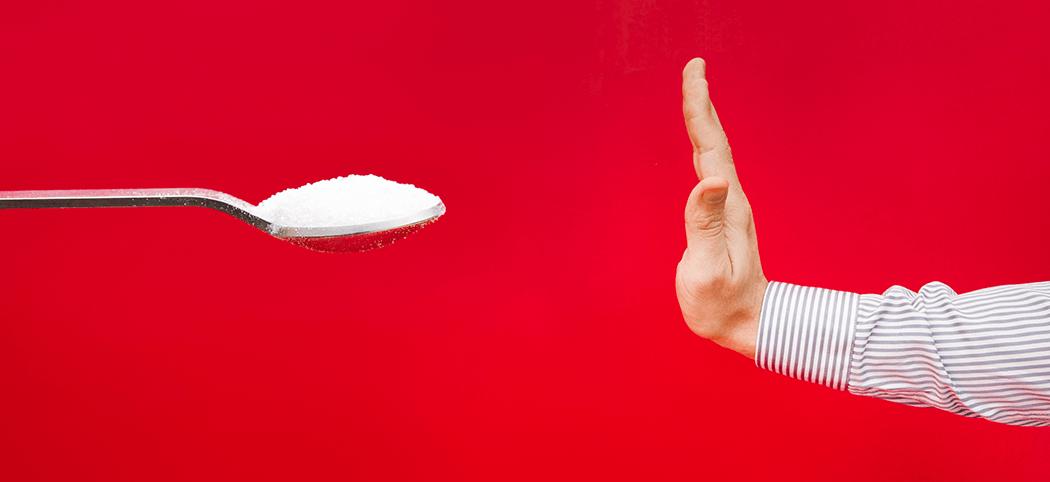 Sugar free healthy habits